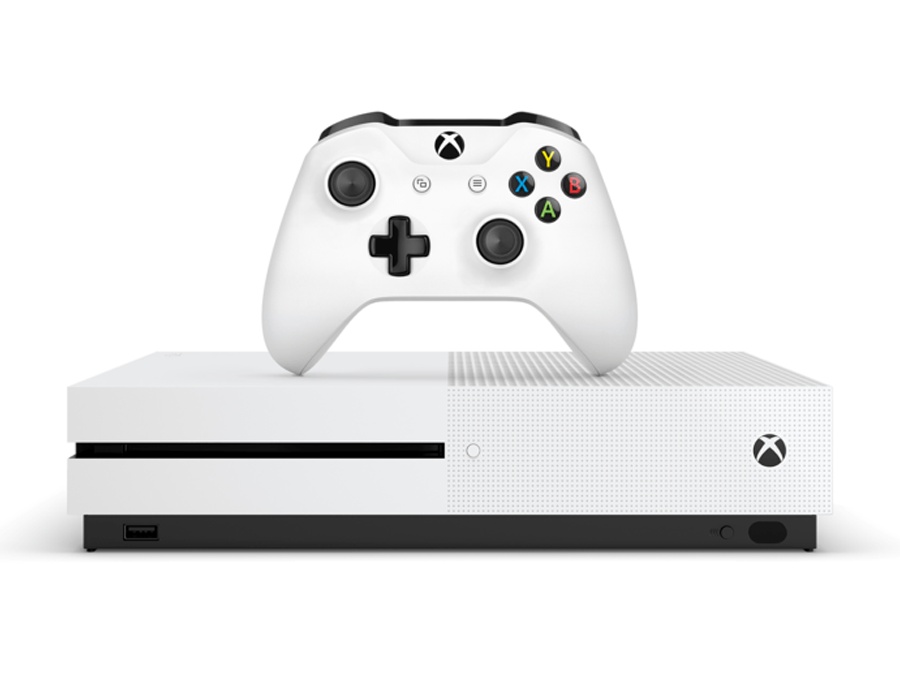 Microsoft Xbox one huren
