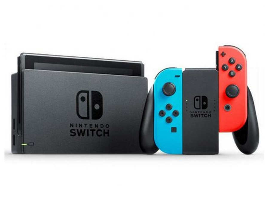 Nintendo Switch huren