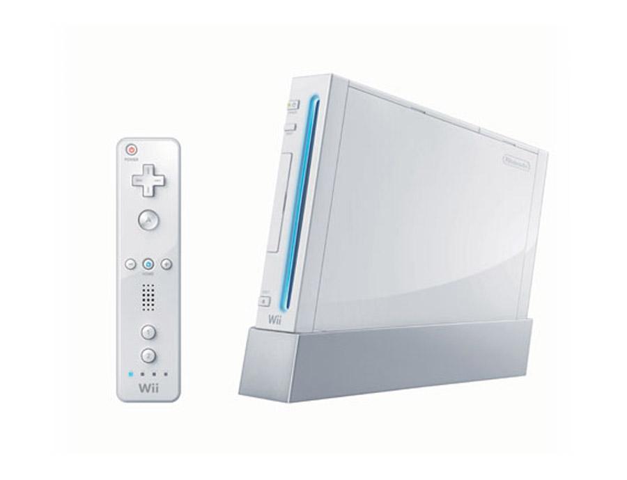 Nintendo Wii huren