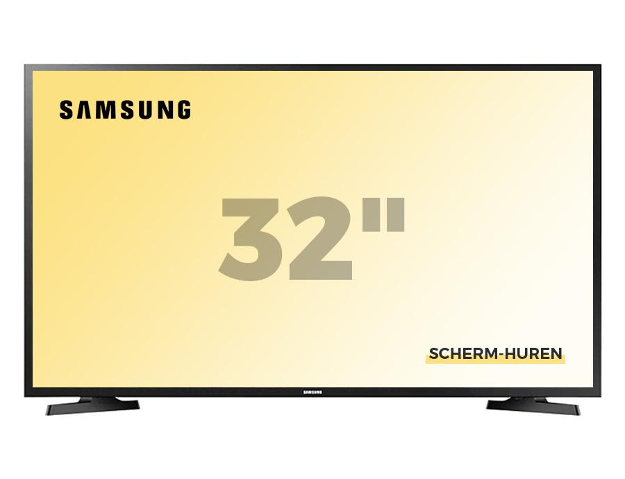 Samsung 32 inch Scherm Huren