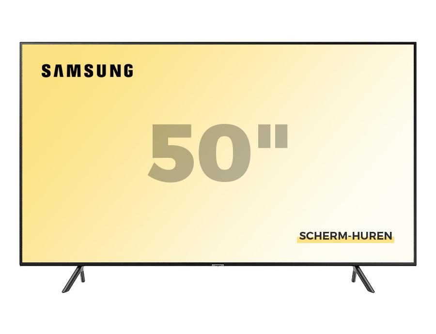 Samsung 50 inch Scherm Huren
