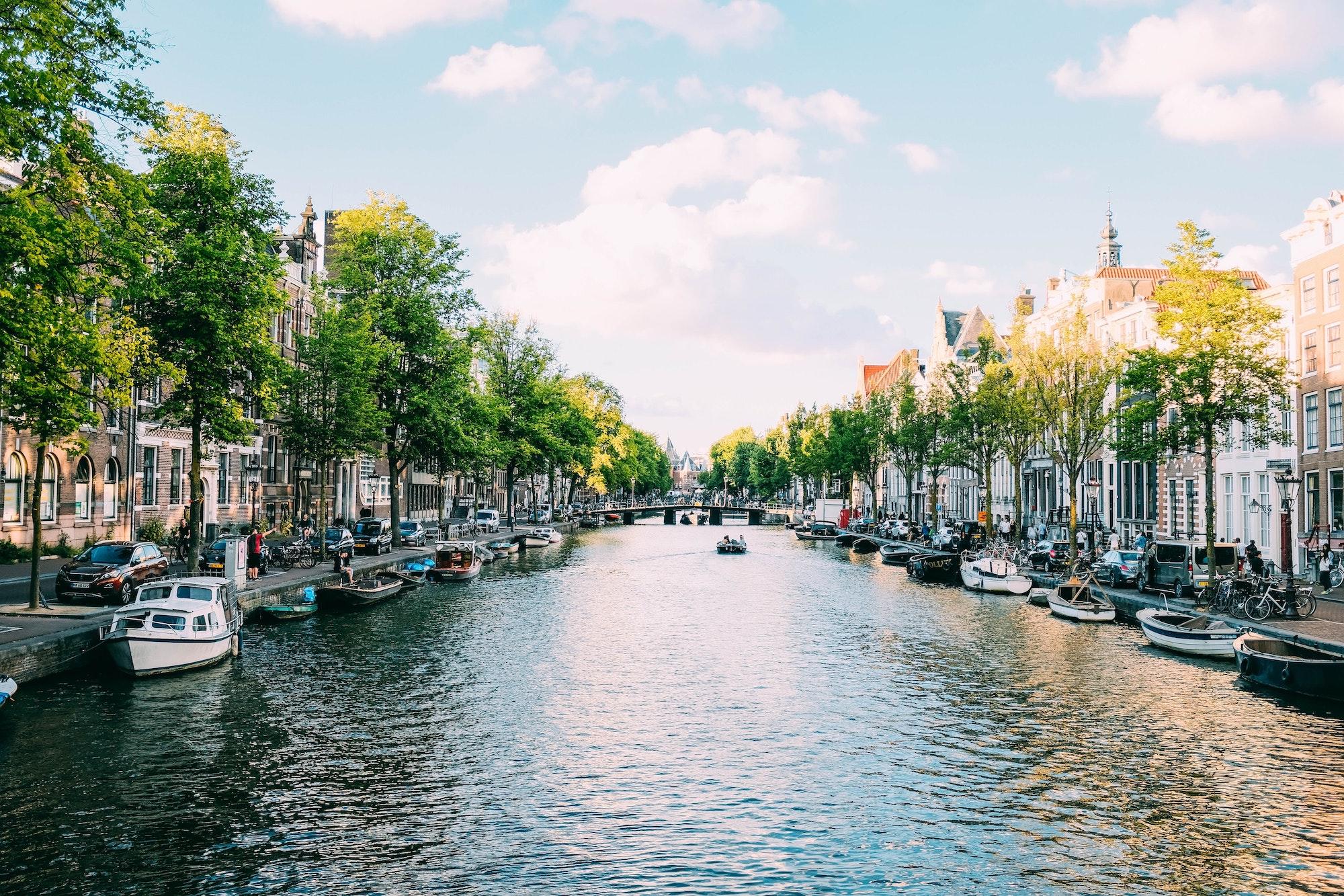 Scherm Huren Amsterdam