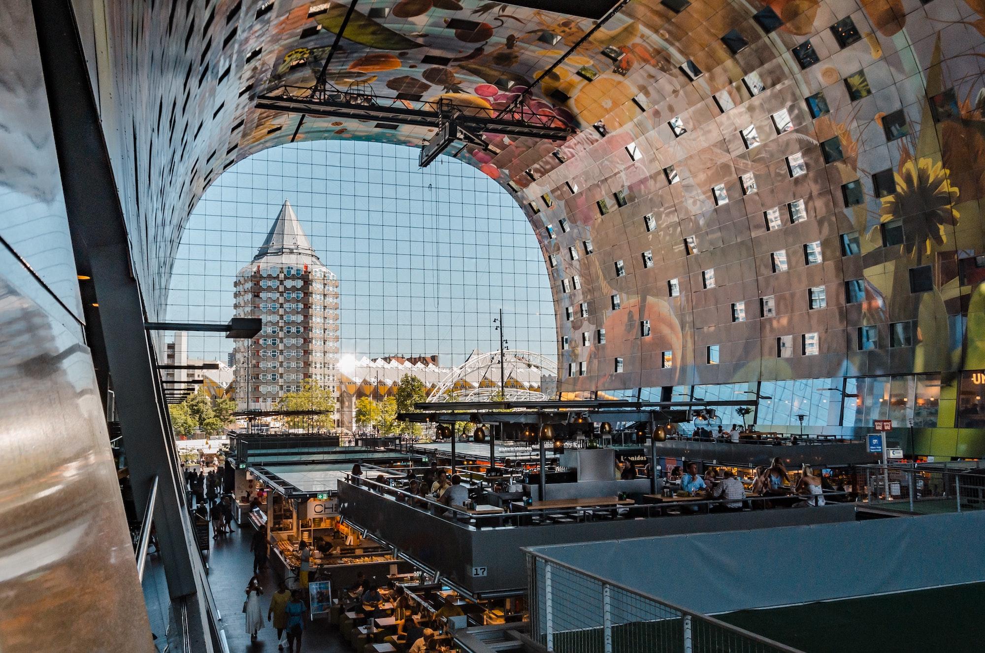 Scherm Huren Rotterdam
